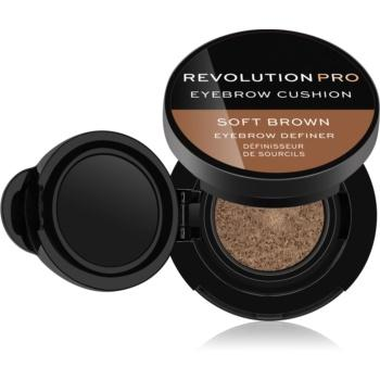 Revolution Pro Eyebrow Cushion - Soft Brown 2,2 g