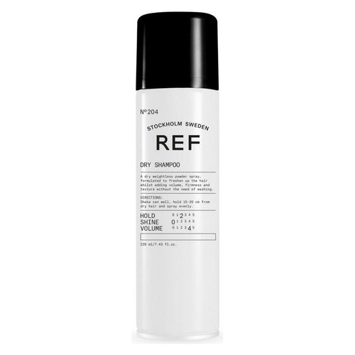 Ref. Dry Shampoo Brown No 204 (220ml) New