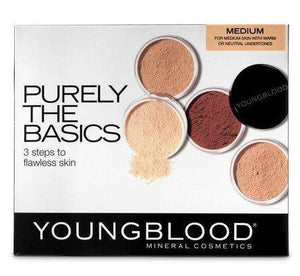 Youngblood Purely The Basics Kit Medium