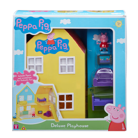 Peppa Pig - Deluxe Playhouse