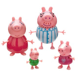 Peppa Pig - Bedtime Family Figure Pack