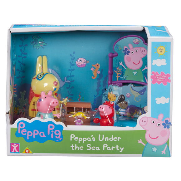Peppa Pig - Under The Sea Party
