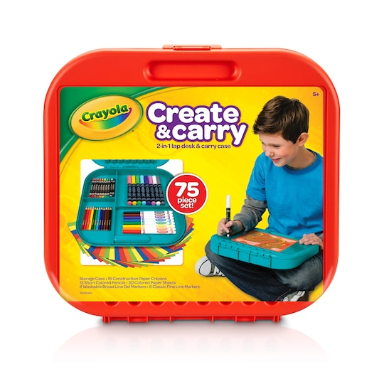 Crayola - Create & Carry Case