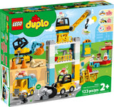 LEGO Duplo/10933/ - Tower Crane & Construction