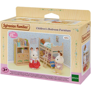 Sylvanian Families - Children's Bedroom Furniture