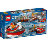 LEGO City/60213/ - Dock Side Fire