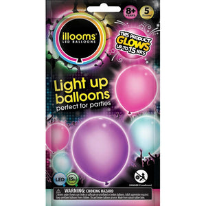 illooms -  Girlie 5 Pack