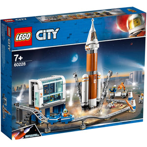 LEGO City/60228/ - Deep Space Rocket and Launch Control