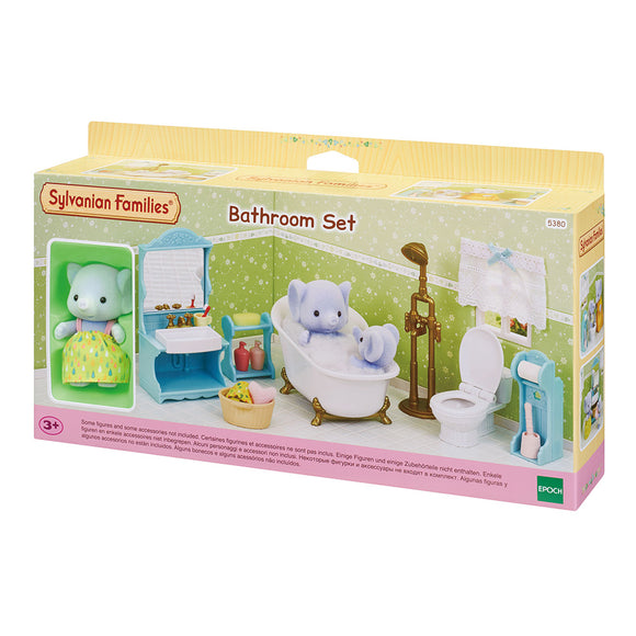 Sylvanian Families - Bathroom Set