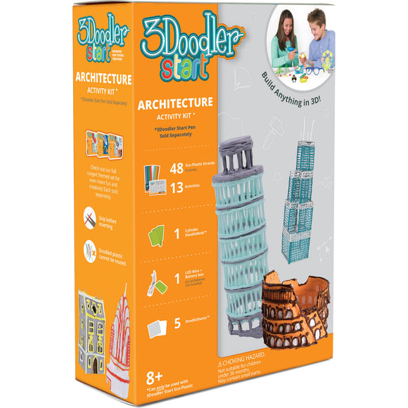 3Doodler Start - Architecture Activity Kit
