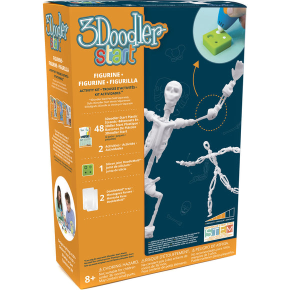 3Doodler Start - Skeleton Activity Kit