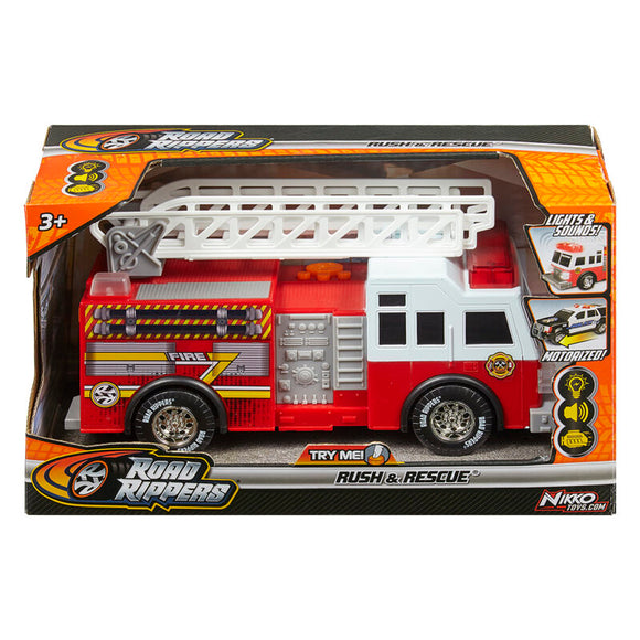 Road Rippers Rush & Rescue - Fire Truck