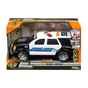 Road Rippers Rush & Rescue - Police SUV