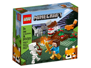 LEGO Minecraft/21162/ - The Taiga Adventure