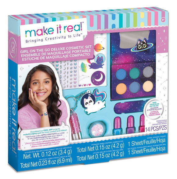 Make It Real - Girl On The Go Makeup Set