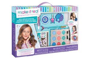 Make It Real - Mermaid Makeover