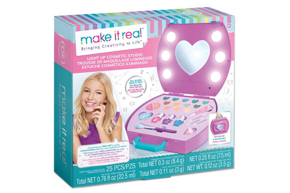 Make It Real - Light Up Cosmetic Studio