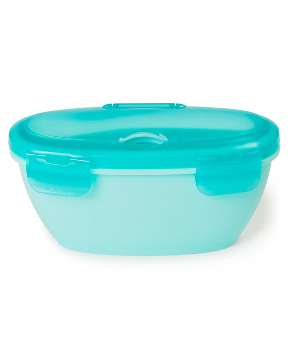 Skip Hop - Easy Serve Travel Bowl & Spoon