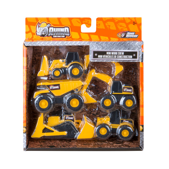 Road Rippers Rev-Up Monsters - Mini Machine 5-Pack