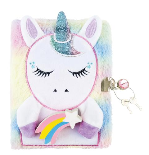 Make It Real - Unicorn Squishy Journal