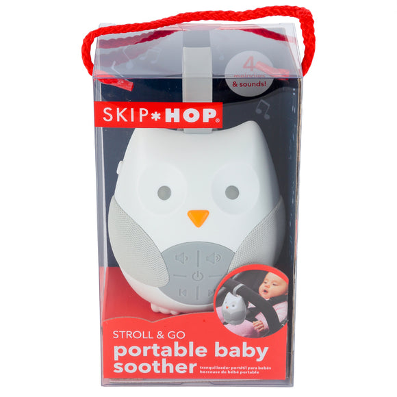 Skip Hop - Stroll and Go Portable Baby Soother