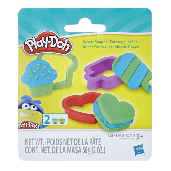 HASBRO PlayDoh - Sweet Shapes Value Set