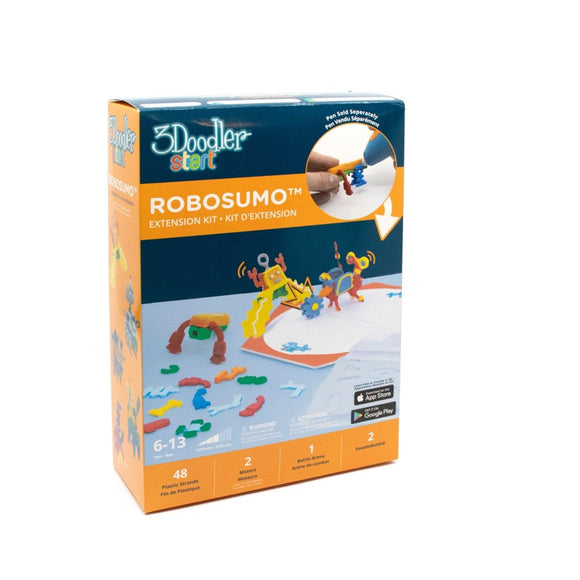 3Doodler Start - Robot Sumo Activity Kit