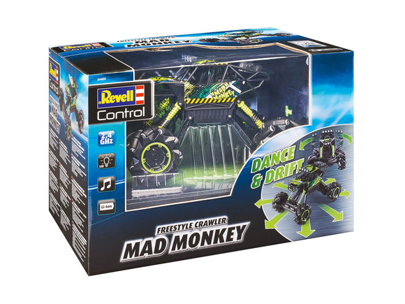 Revell - Freestyle Crawler