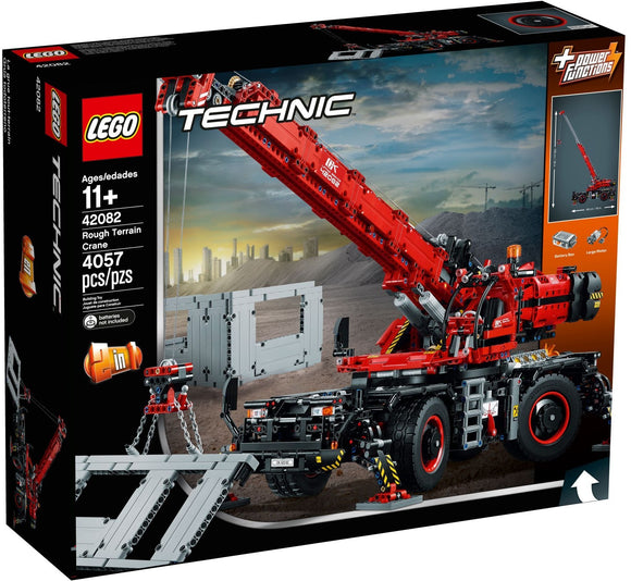 LEGO Technic/42082/ - Rough Terrain Crane