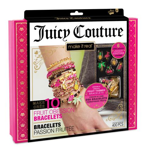Make It Real - Juicy Couture Fruit Obsession Bracelets