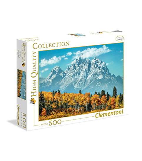 Clementoni Puzzle - Grand Teton in Fall