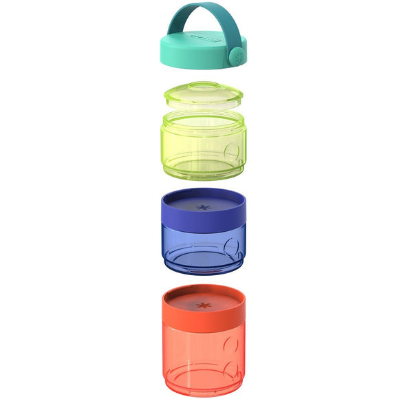 Skip Hop - Grab & Go Formula to Food Container Set