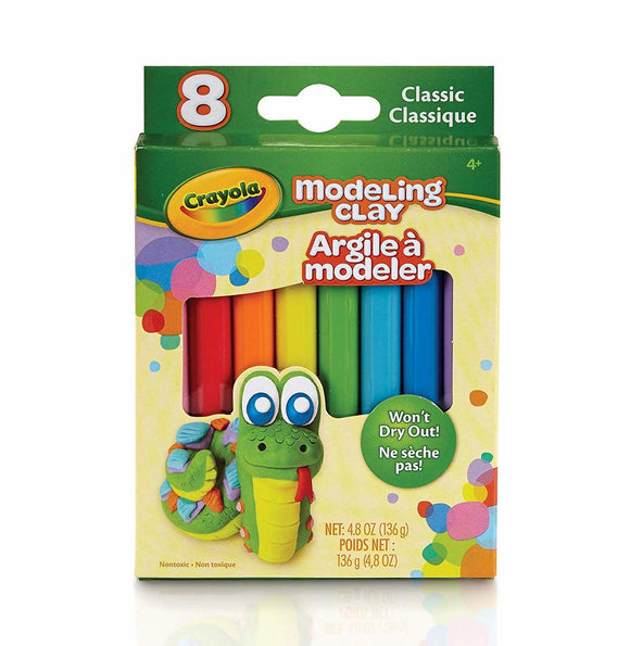 Crayola - Basic Colour Modelling Clay