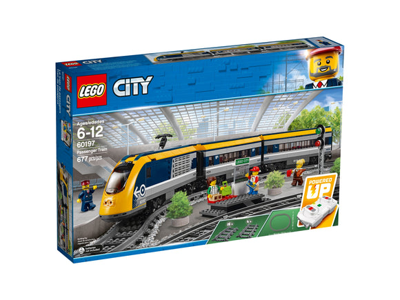 LEGO City/60197/ - Passenger Train