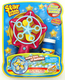 Rainbow Bubbles - Star Bubble Blower