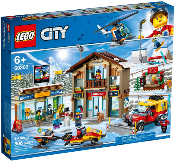 LEGO City/60203/ - Ski Resort