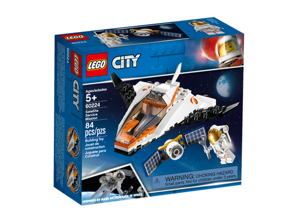LEGO City/60224/ - Satellite Service Mission