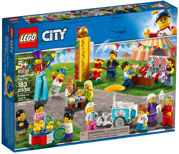LEGO City/60234/ - People Pack - Fun Fair