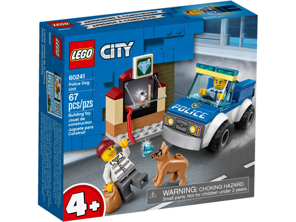 LEGO City/60241/ - Police Dog Unit