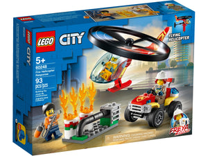 LEGO City/60248/ - Fire Helicopter Response