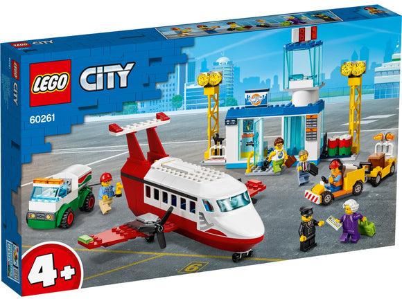 LEGO City /60261/ - Central Airport