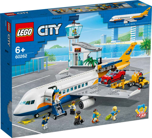 LEGO City/60262/ - Passenger Airplane