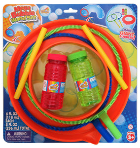 Rainbow Bubbles - Mega Bubble Wand Set