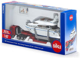 SIKU - 101849 Heavy Haulage Transporter With Yacht