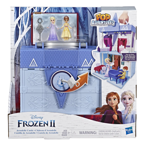 HASBRO Frozen - Castle Scene Set