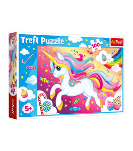 Trefl Puzzle - Beautiful unicorn