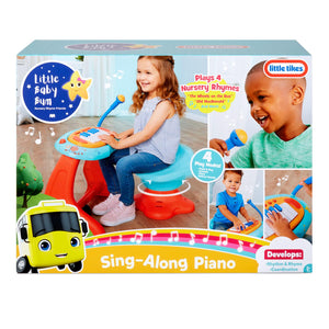 Little Tikes - Little Baby Bum Sing-Along Piano