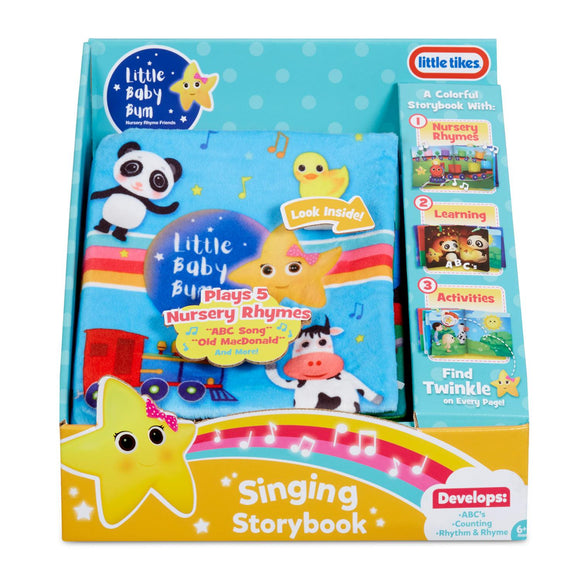 Little Tikes - Little Baby Bum Singing Storybooka