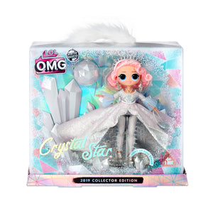 L.O.L. Surprise! OMG - Winter Disco Crystal