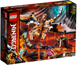 LEGO NinjaGo/71718/ - Wu's Battle Dragon
